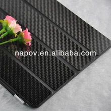 Napov - High Quality Carbon Fiber Smart Cover Case, for Ipad Air Smart Case
