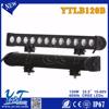 Y&T YTLB120B black cover high output led light bar 120w car led driving light