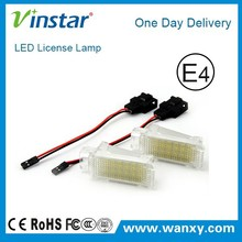 New products LED interior light car accessories trailer interior light LED