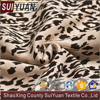 factory price rayon fabric printed in shaoxing mnc