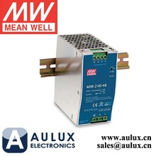 Meanwell New Product NDR-240-24 240W 24V Power Supply Single Output Industrial DIN RAIL