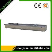High Quality factory directly double screw plastic granulator