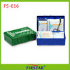 Security devices waterproof first aid kit and auto road side emergency kit