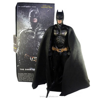 "Crazy Toys Batman The Dark Knight Rises Movie Super Hero 46cm/18"" Collectible Figure New in Box"