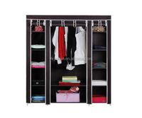 portable closet with big size wardrobe best selling design