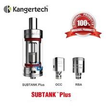 2015 newset oil vaporizer pen 100% Original Kanger subtank V2 Japan OCC coil 7.5ml Subtank plus