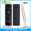 Hot selling b2go mx3 2.4GHZ tv remote control price for android tv box