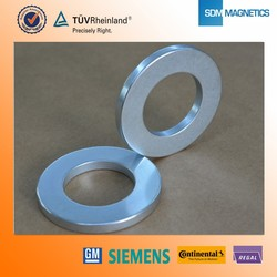 ISO/TS 16949 Certificate Manufacturer supply High quality High Temperature ring Magnets
