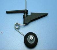 Tail Wheel Assemblies