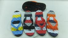 2015 popular eva boy beach slippers cheap men beach slippers mens nude beach slippers