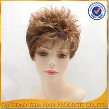 Shandong short Hair Wigs For Black Women