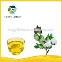 Comestibles 100% pureza aceite vegetal aceite de semilla de algodón