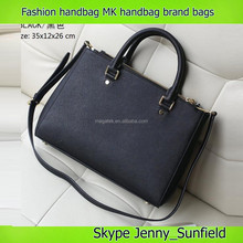 Shoulder bag pu leather Fashion handbag cross pattern bat smiley women's bag