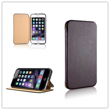 2015 New Arrival Stand Case For Apple iPhone 6s Flip Design For iPhone 6 Cover