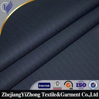 Wool Fabricwith Gaberdine Suit fabric low minimum quantity