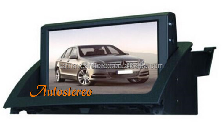 Autostereo car audio system for mercedes c class w204 car for Mercedes benz c300 sound system