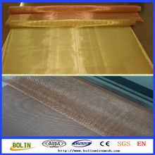 Alibaba Gold Member Brass/Copper/Phosphor Bronze EMF Clothing/Wire Mesh