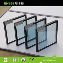 With Competitive Factory Promotion Price Customized Clear Or Tinted Low-E Glass Curtain Wall