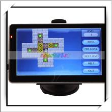 6- pulgadas tft de pantalla táctil del gps del coche navegador multimedia