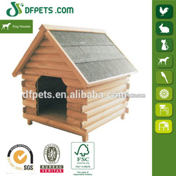DFPETS DFD006 Classical Wooden Pets Kennel/ Dog Cage