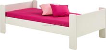 Sweet dream bed material pine soild wood single bedroom furniture HJB-1116