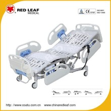 OST-E503R Luxury electric height adjustable bed for clinical