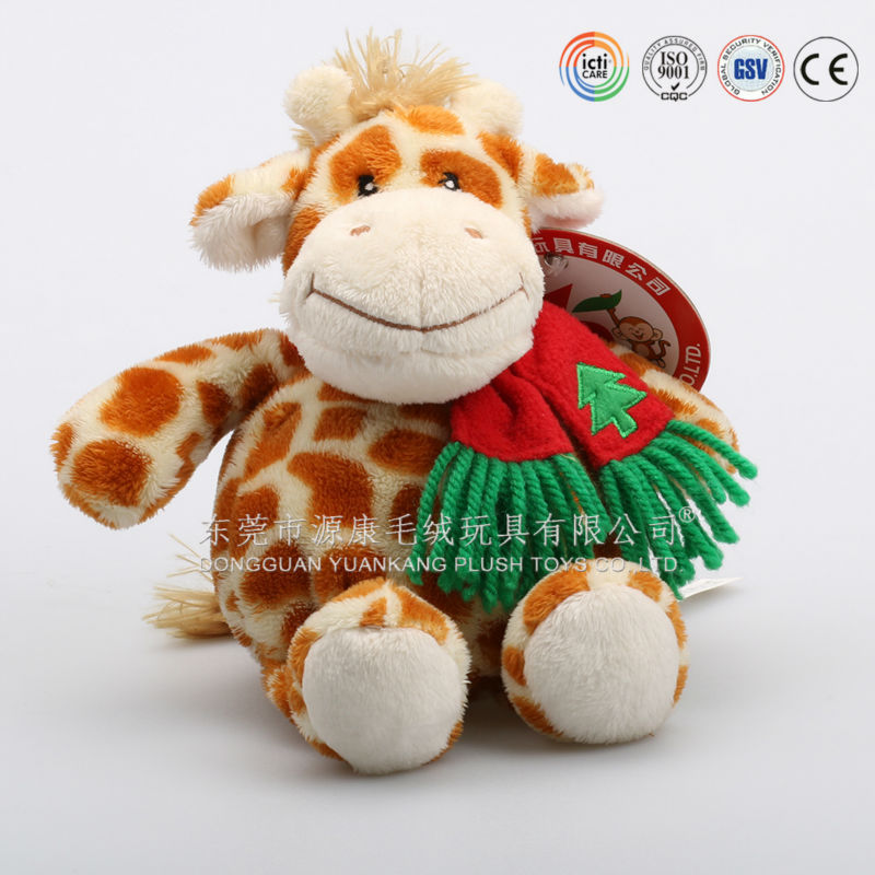 Toys For Christmas For Adults : Custom plush christmas cow hot toys for