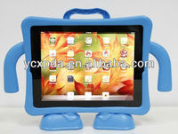 lovely EVA case for ipad2&3&4,just like a little child