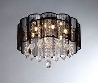 Round Shape Country Style Chandelier