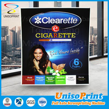 directly printing images pp/pvc/abs/ps sign black hard plastic sheet