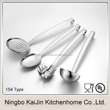 KAIJIN Kitchen different series 2015 best on sale hot selling stainless steel hotel utensils