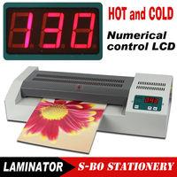 A3 laminator 320 laminator hot and cold laminator
