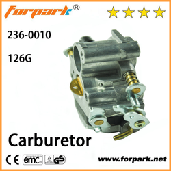 High performance garden tools spare parts carburetor for hot selling with high quality