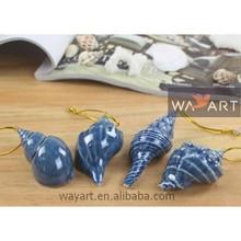 Ocean Ceramic Ornament Porcelain Ornament