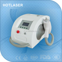 Q switch laser pigment removal equipment