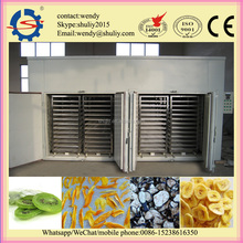stainless steel inside electric fruit dryer widely used in food industry