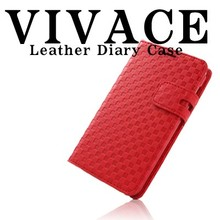 Vivace Card / Cash Pocket Wallet Diary Case for iphone 5/5S 5C for Samsung Galaxy S4 Active/S4/S3/Note3/Note2, for LG G Flex/G2