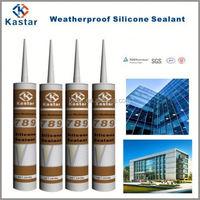 Nature silicone neuter Glass glue