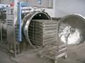 De acero inoxidable de autoclave para la industria conservera/autoclave para la alimentación