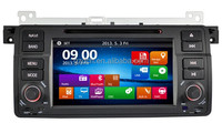 cheap price win 8 $190 For bmw e46 car dvd player with can bus WS-9147