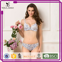 Top Sale Sexy Sweet Girl Polyester Sexy Underwear