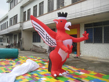 brand advertising inflatable eagle model