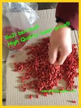 Grade A Goji Berry for sale,500 grains per 50g Dried Goji Berry,Ningxia good quality Medlar