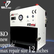 KO-03 Vacuum OCA lamination machine iphone 6 cracked LCD screen fix repair equipment mobile refurbish repair 12 inch