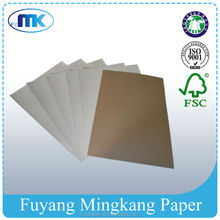 coated white top kraft paper test liner