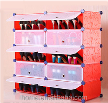 Chinese antique shoe racks storage organizer cabinet