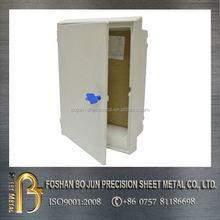 ISO certificated custom aluminium enclosure , distribution box made in china