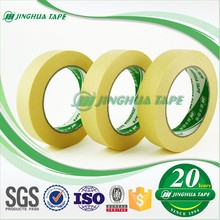 506G2-WP Spraying Masking Waterproof Heat Resistant Masking Tape Automotive For Fixing