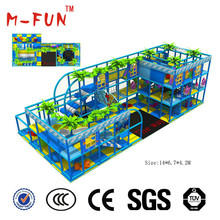 Kids cheap indoor playground equipment for sale