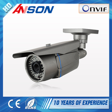 Led Array outdoor IR bullet 2 megapixel 1080p ip camera